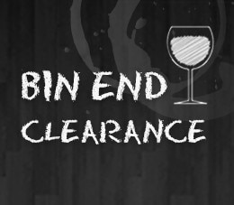 Bin end clearance