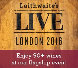 Laithwaite's LIVE London 2016