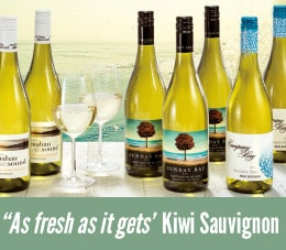 Pre Sell New Zealand Sauvignons
