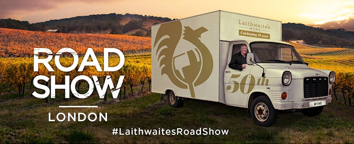 Laithwaite's Roadshow London