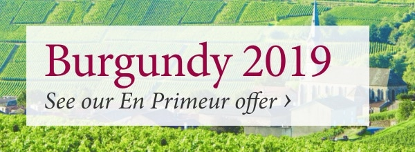 Burgundy 2019 - See our En Primeur offer >