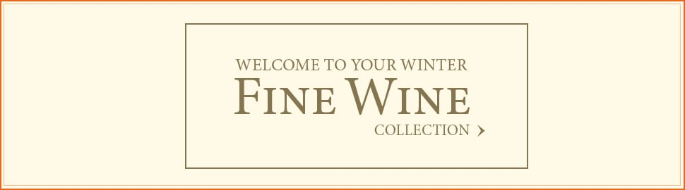 Fine Wine List Winter Offer