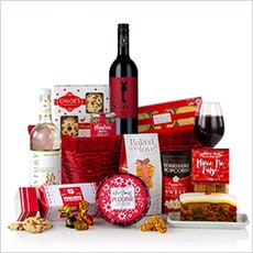 Seasons Greetings Basket