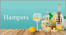 Hampers. Gin & Pamper Hamper