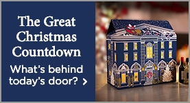 The Great Christmas Countdown What's behind today's door? >