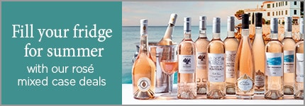 Fill your fridge for summer with our rosé mixed case deals