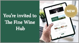 You're invited to The Fine Wine Hub