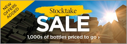 Stocktake SALE - 1,000s of bottles priced to go