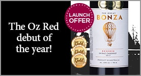 The Oz Red debut of the year! LAUNCH OFFER