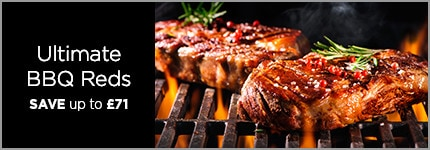 Ultimate BBQ reds - SAVE up to £71