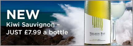 Nelson Bay New Zealand Sauvignon