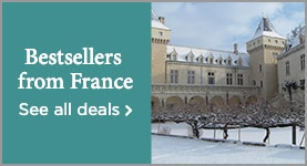Bestsellers from France - See all deals >