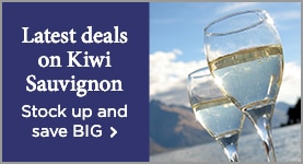 Latest deals on Kiwi Sauvignon - Stock up and save BIG >