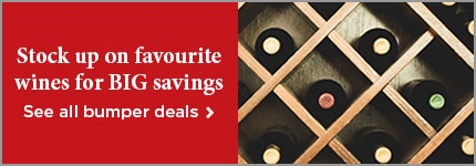 Stock up on favourite wines for BIG savings - See all bumper deals >