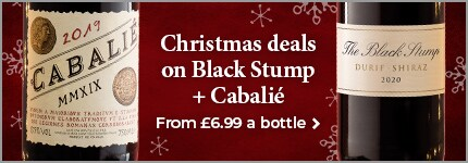 Christmas deals on Black Stump + Cabalié - From £6.99 a bottle >