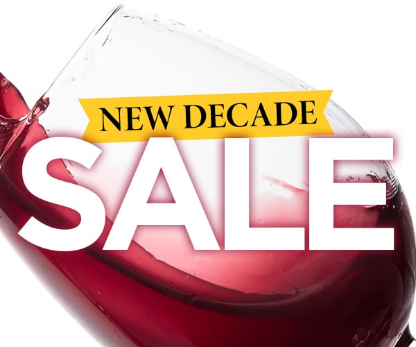 New Decade Sale one-chance clearance prices.. from just £5.99 a bottle