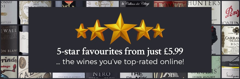 5-star favourites from just £5.99