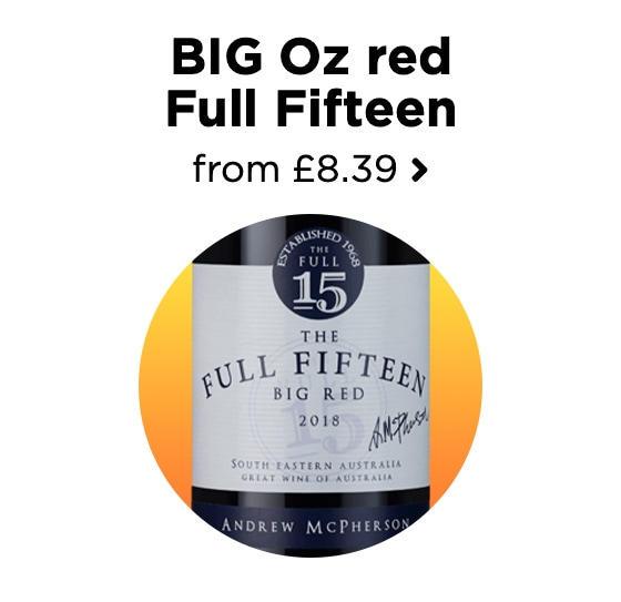 BIG Oz red Full Fifteen from £8.39