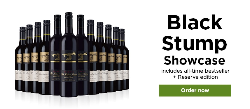 Black Stump Showcase includes all-time bestseller + Reserve edition