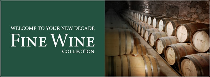 The New Decade Fine Wine Collection