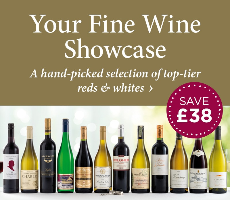 Your Fine Wine Showcase