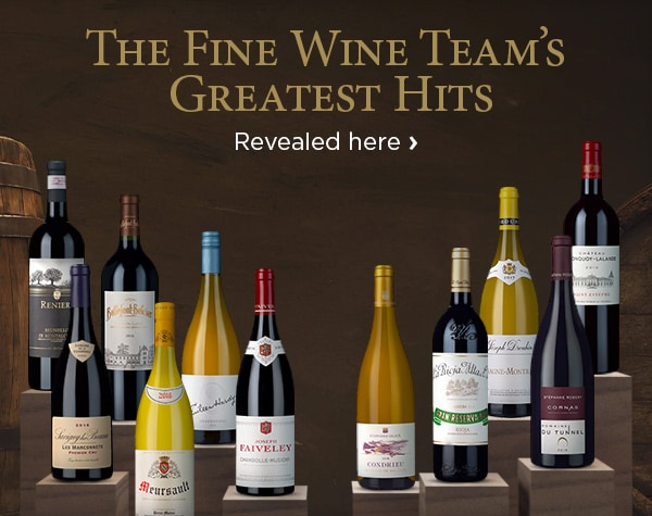 The Fine Wine Team's Greatest Hits - Fine Wine's greatest double-act - Revealed here