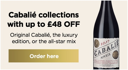 Cabalié collections with up to £48 OFF Original Cabalié, the luxury edition, or the all-star mix