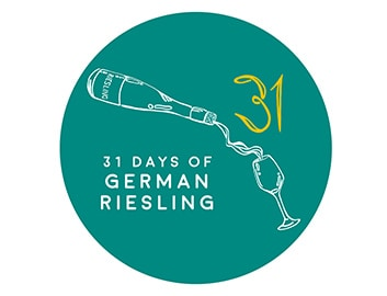 31 Days of German riesling