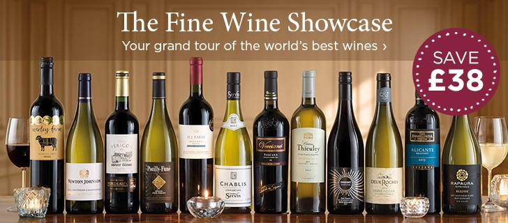 The Fine Wine Showcase
