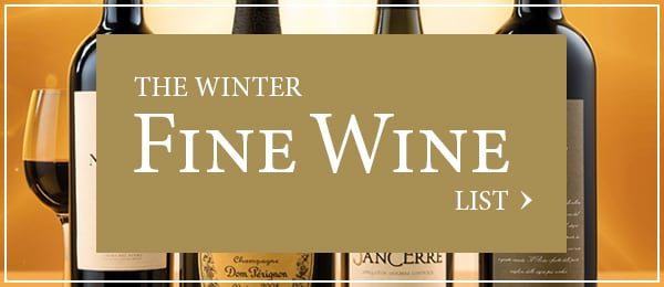 The Winter Fine Wine List