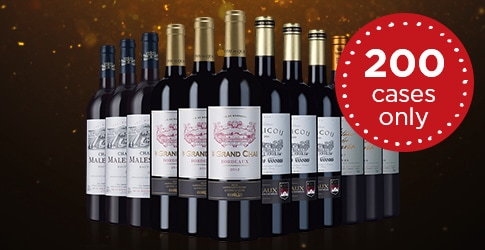 25% off bordeaux