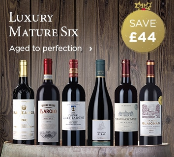 Luxury Mature Six - Aged to perfection - save £44