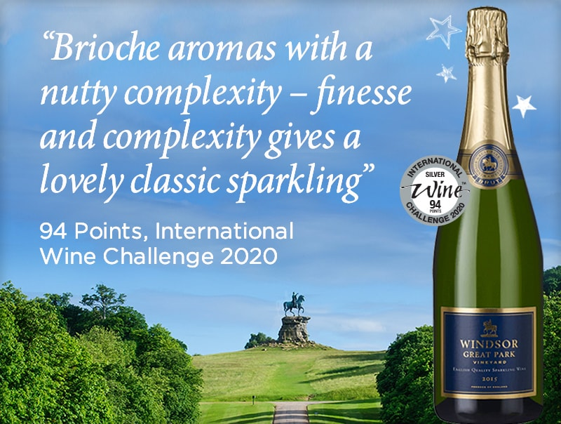 """Brioche aromas with a nutty complexity – finesse and complexity gives a lovely classic sparkling"" 94 Points, International Wine Challence 2020"