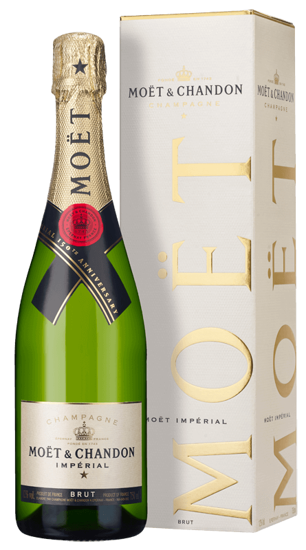 Champagne Moët & Chandon Brut Impérial (in gift box) NV