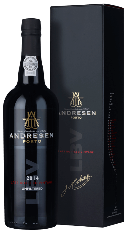 Andresen Late Bottled Vintage Port 2014