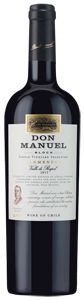 Los Rosales Don Manuel Block Single Vineyard Selection Carmenère 2015
