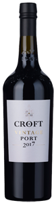 Croft Vintage Port 2017