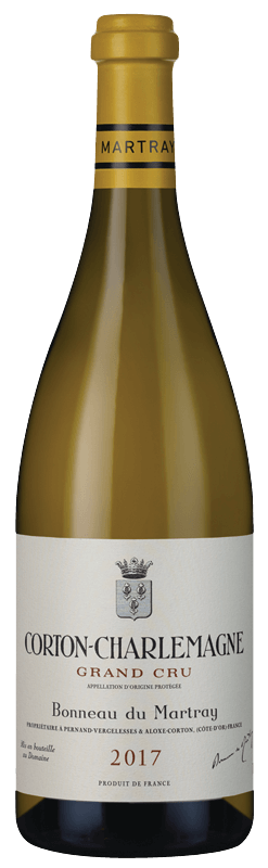 Domaine Bonneau du Martray Corton-Charlemagne Grand Cru 2017