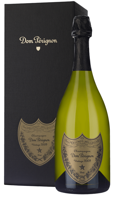 don perignon Shampagne Empty Box Vintage 2009