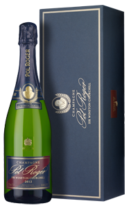 Champagne Pol Roger Cuvée Sir Winston Churchill Brut (in gift box) 2012