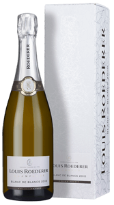 Champagne Louis Roederer Blanc de Blancs (in gift box) 2010