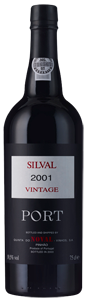 Quinta do Noval Silval Vintage Port 2001
