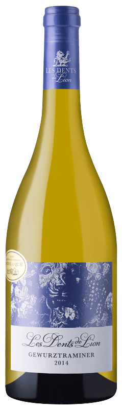 Les Dents de Lion Gewûrztraminer 2014
