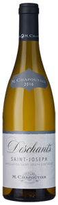 M Chapoutier Deschants Blanc 2016