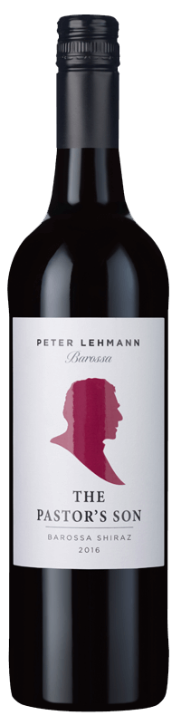 Peter Lehmann The Pastor's Son Shiraz 2016