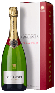 Champagne Bollinger Special Cuvée Brut (in gift box)