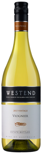 Westend Estate Viognier 2015