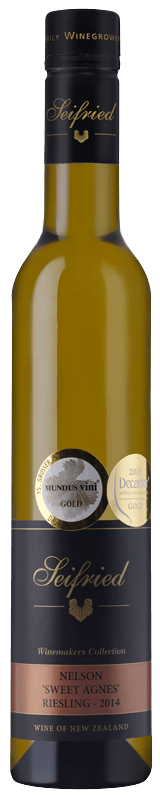 Seifried Estate Sweet Agnes Riesling (half bottle) 2014