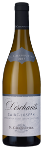 M Chapoutier Deschants Blanc 2017