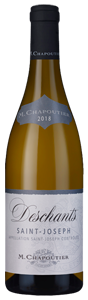 M Chapoutier Deschants Blanc 2018